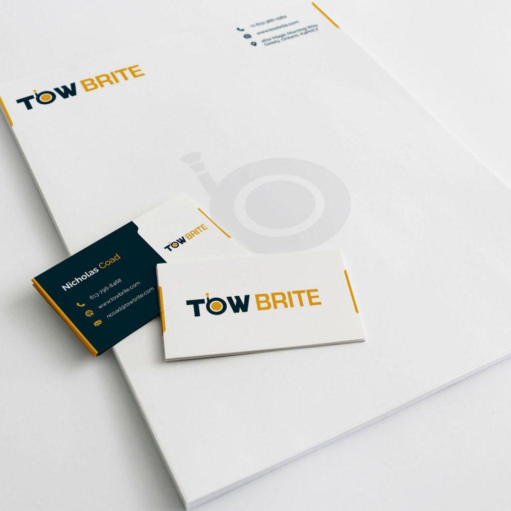 Tow Brite Graphic Design De Queens Media